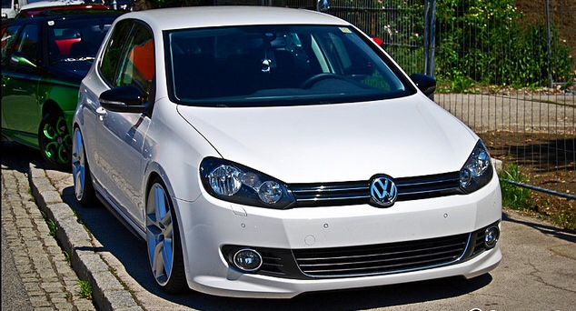 Vw Golf Mk6 Fog Spot Lamps And Covers Imob Auto