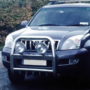 Toyota Land Cruiser A Bar / Bullbar 2003 - 2010
