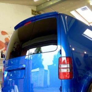 VW Caddy Sportline Roof Spoiler 2004 - 2010