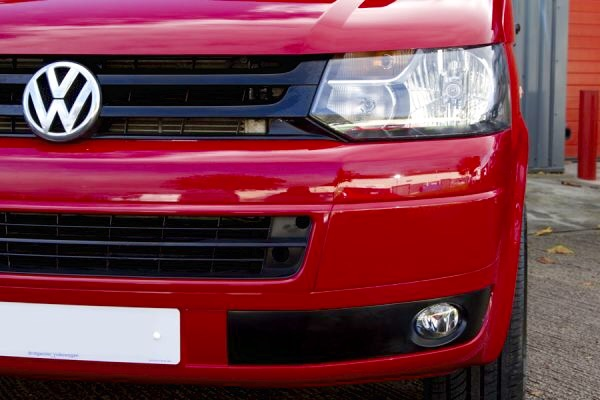 VW Transporter T5 Fog Lamps & Bumper Trims 2011 - 2015