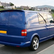 VW Transporter T5 Sportline Spoiler 2005 – 2015
