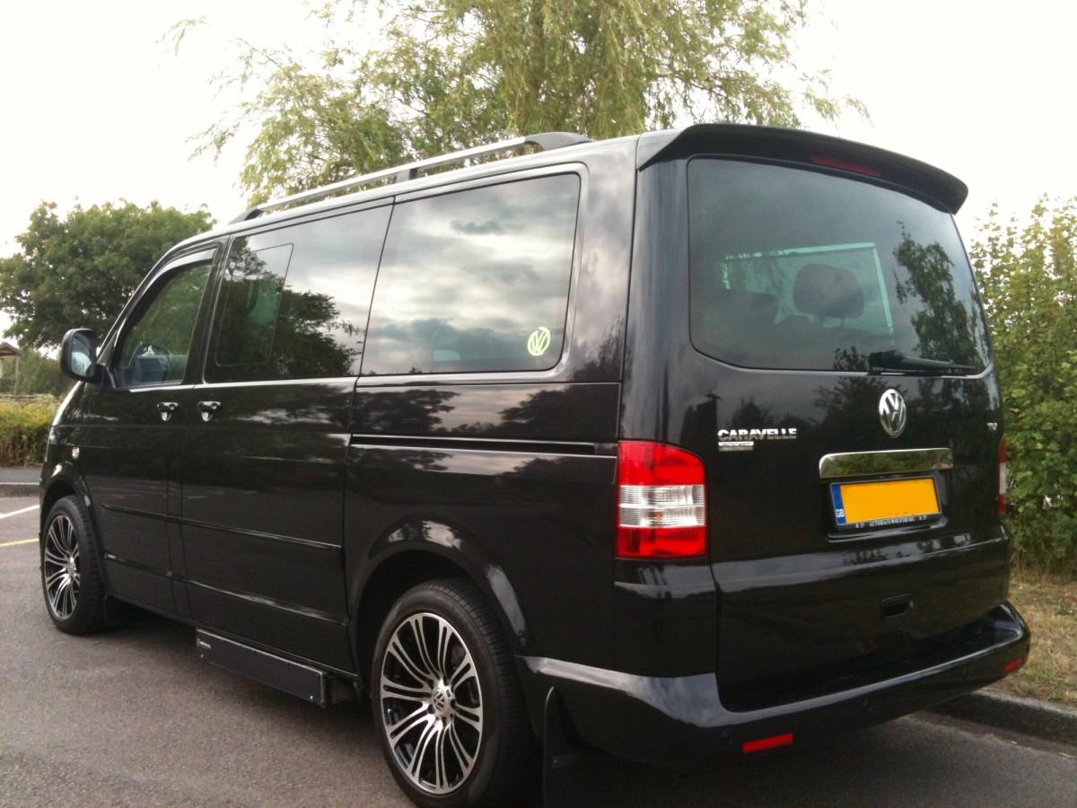 Vw Transporter T5 Sportline Spoiler 2005 2015 Single