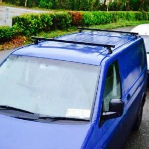 Opel Vivaro Roof Rack Bars