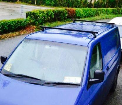 VW Transporter Roof Rack Bars T5 Models