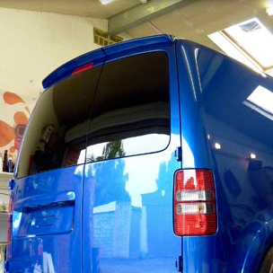 VW Caddy Sportline Roof Spoiler 2004 - 2010