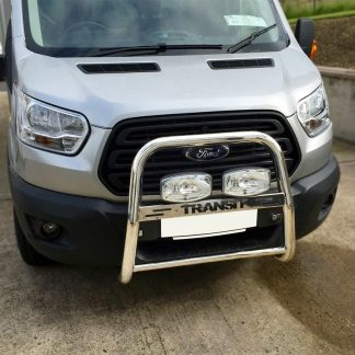 Ford Transit A Bar / Bull Bar 2014 onwards