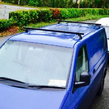 Opel Vivaro Roof Rack Bars