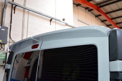 Nissan Primastar Roof Spoiler