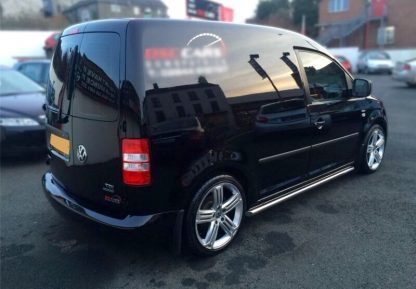 VW Caddy Stainless Steel Side Bars