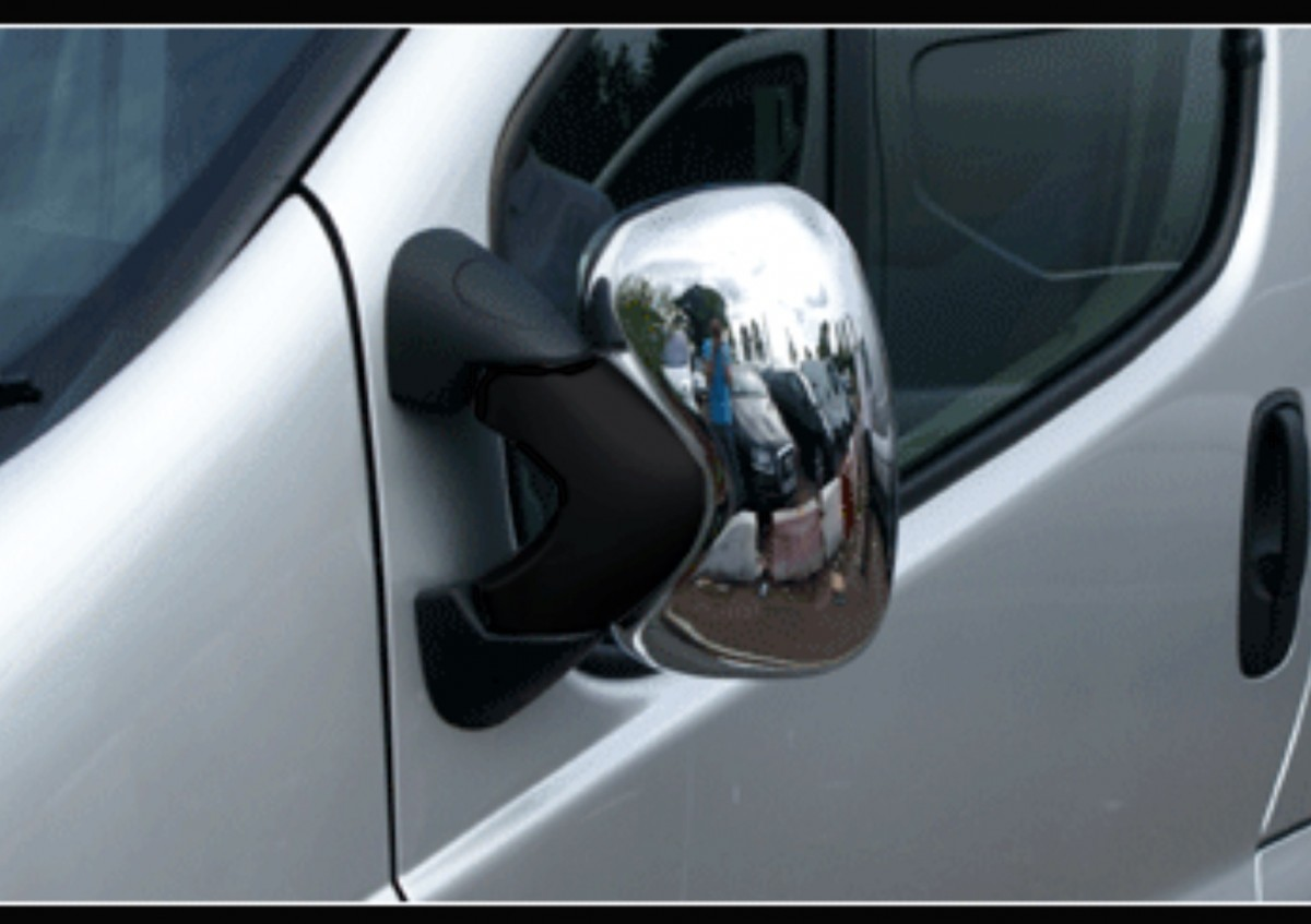 Opel Vivaro Chrome Mirror Cover 2004 - 2014