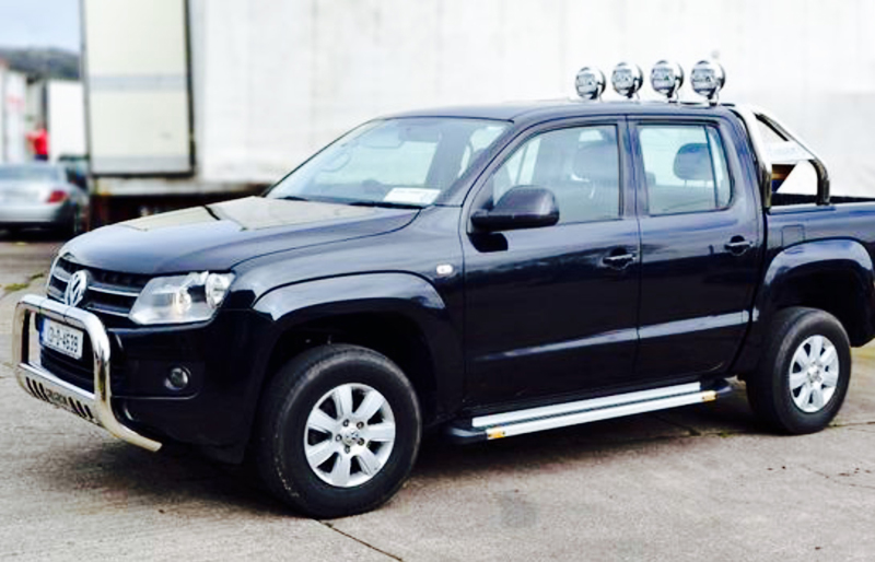 VW Amarok A Bar / Bull Bar 2010 - 2015