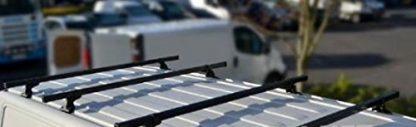 Nissan Primastar Roof Rack Bars